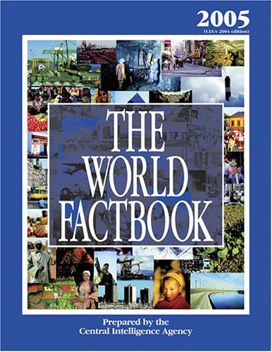 The World Factbook: 2005 Edition 9781574889420