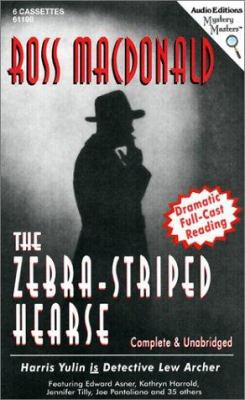 The Zebra-Striped Hearse 9781572701984