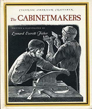 The cabinetmakers, (Colonial American craftsmen)