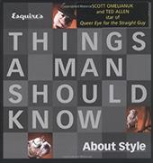 Things a Man Shoul Tr