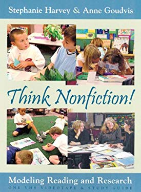 Think Nonfiction!: Modeling, Reading, and Research [With Study Guide] 9781571104878