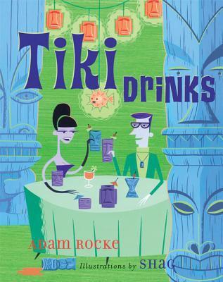 Tiki Drinks 9781572840362
