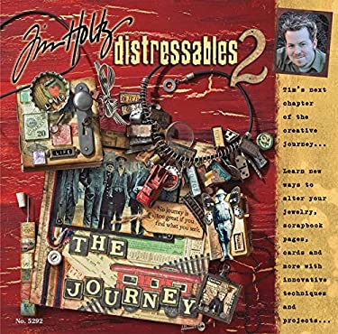 Tim Holtz Distressables 2 9781574216028