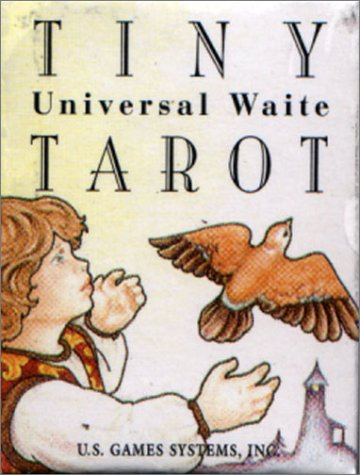 Tiny Universal Waite Tarot 9781572811225