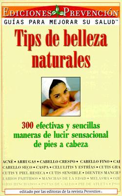 Tips de Belleza Naturales 9781579541798