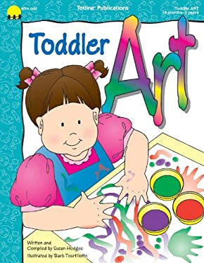 Toddler Art 9781570292057