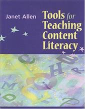 Tools for Teaching Content Literacy 7058331