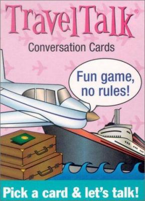 Traveltalk Conversation Cards 9781572813793