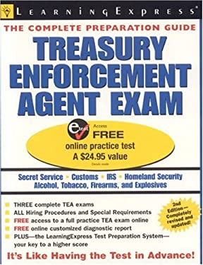 Treasury Enforcement Agent Exam 9781576855379