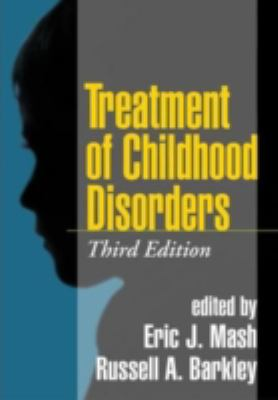 Treatment of Childhood Disorders 9781572309210