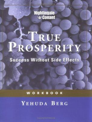 True Prosperity [With Workbook] 9781571893239