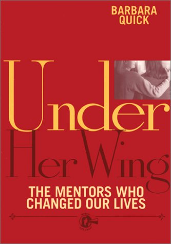 Under Her Wing 9781572241978