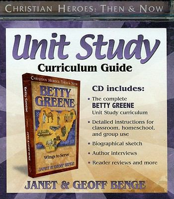 Unit Study Curriculum Guide 9781576582770