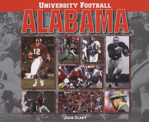 University Football: Alabama 9781572150386