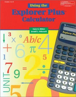 Using the Explorer Plus Calculator