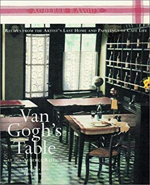 Van Gogh's Table at the Auberge Ravoux 9781579651824