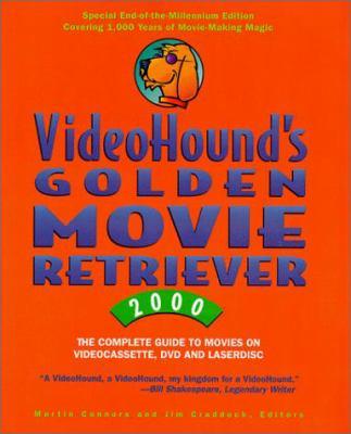 VideoHound's Golden Movie Retriever 9781578590421