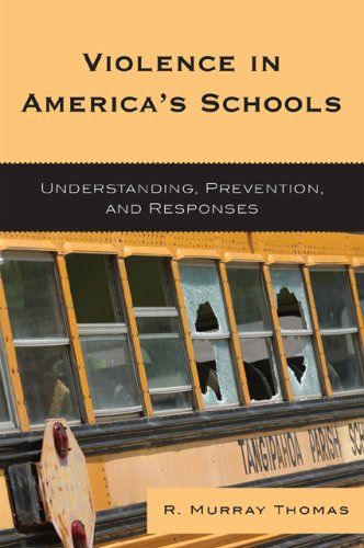 Violence in America's Schools: Understanding, Prevention, and Responses 9781578867097