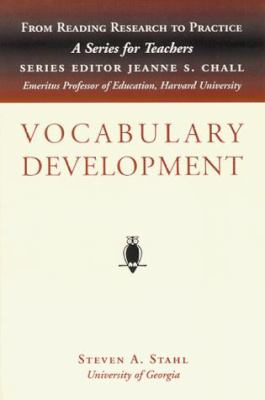 Vocabulary Development 9781571290724