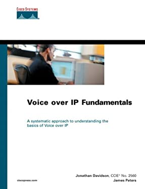 Voice Over IP Fundamentals 9781578701681