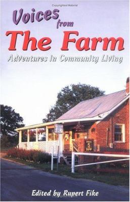 Voices from the Farm: Adventures in Community Living 9781570670510