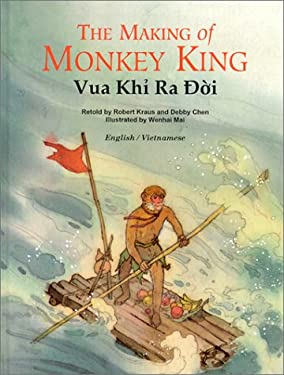 Vua Khi Ra Doi = The Making of Monkey King 9781572270466