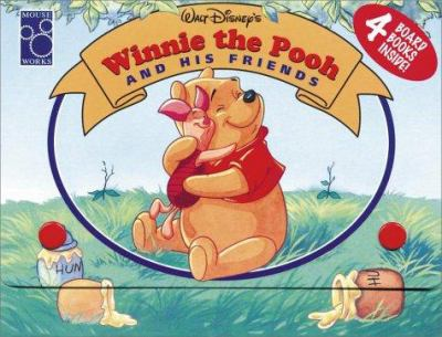 Walt Disney's Winnie the Pooh and His Friends Friendship Box 9781570827112