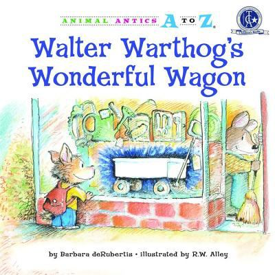 Walter Warthog's Wonderful Wagon 9781575654164