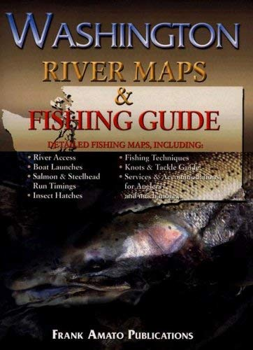 Washington River Maps & Fishing Guide 9781571883674