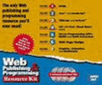 Web Publishing and Programming Resource Kit with 3 CDs 7 Vol 9781575212395