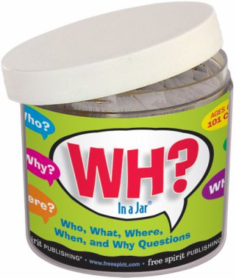Wh? Questions in a Jar 9781575429410