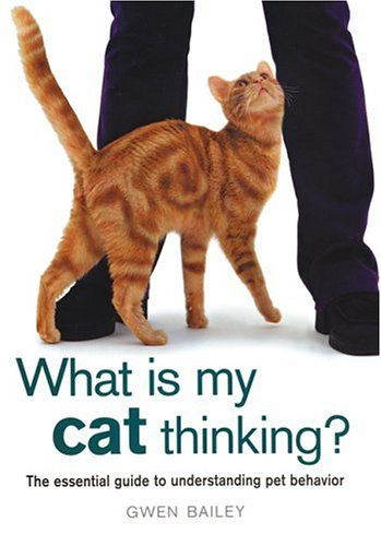 What Is My Cat Thinking?: The Essential Guide to Understanding Pet Behavior 9781571458698