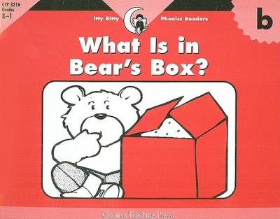 What Is in Bear's Box? 9781574718515