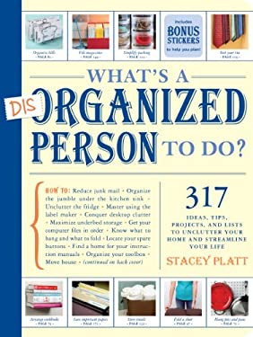 What's a Disorganized Person to Do? 9781579653729