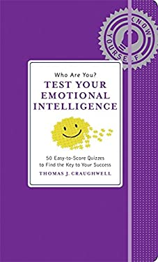Who Are You? Test Your Emotional Intelligence 9781579129040