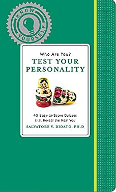 Who Are You? Test Your Personality 9781579129057