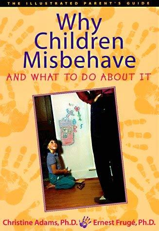 Why Children Misbehave 9781572240513