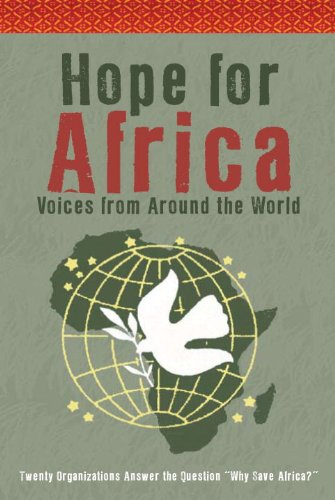 Hope for Africa: Voices from Around the World 9781578263080