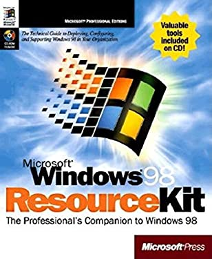 Windows 98 Resource Kit [With Includes Utilities, Help Files, and Templates] 9781572316447