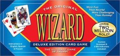 Wizard Card Game: The Ultimate Game of Trump! 9781572810938