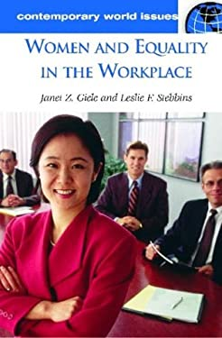 Women and Equality in the Workplace: A Reference Handbook 9781576079379