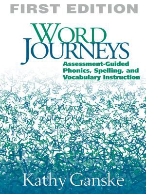 Word Journeys: Assessment-Guided Phonics, Spelling, and Vocabulary Instruction 9781572305595