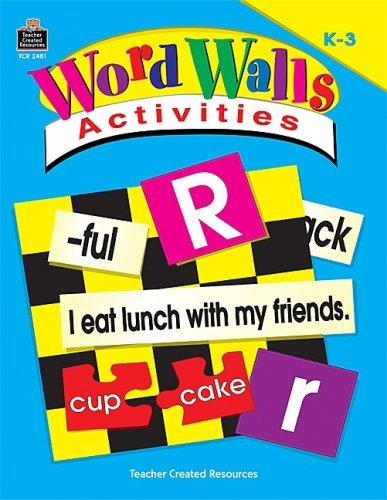 Word Walls Activities 9781576904817