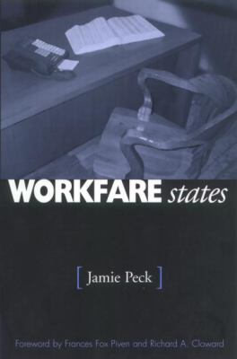 Workfare States 9781572306363