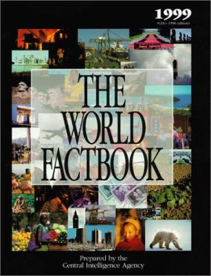 World Factbook, 1999 9781574881639