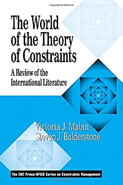 World of the Theory of Constraints 9781574442762