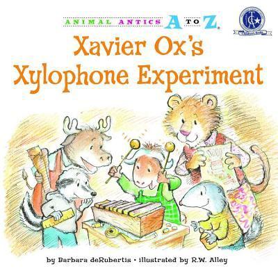 Xavier Ox's Xylophone Experiment 9781575654171