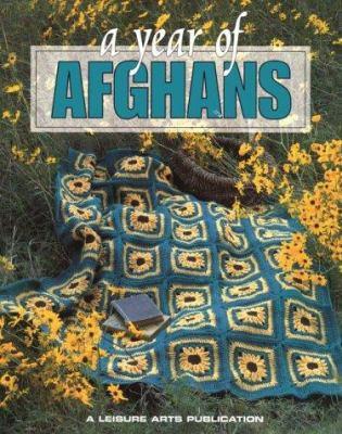 Year of Afghans 9781574860498