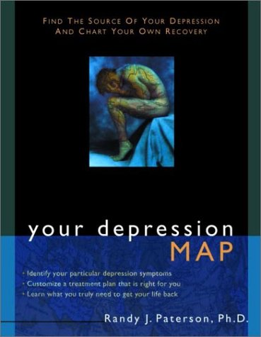 Your Depression Map 9781572243002