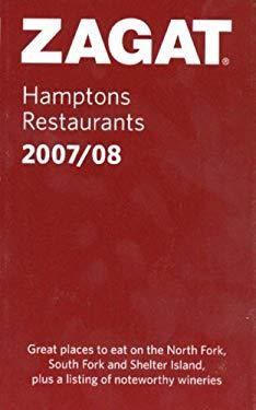 Zagat Hamptons Restaurants 9781570068669